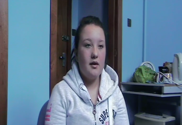 A young Traveller describes her experience of school