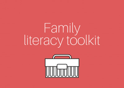 Toolkit: Developing family learning programmes with mobile families