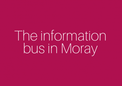Mobile information bus